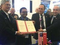 İstanbul Tersanesi, Malezya'da 'İyi Niyet Anlaşması' imzaladı