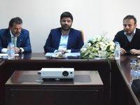 GESTAŞ ve TDS arasında toplu iş sözleşmesi görüşmesi yapıldı