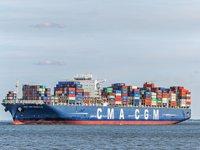 CMA CGM, Çin'e 10 adet konteyner gemisi siparişi verdi