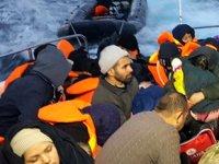 AB, Akdeniz'de 730 bin göçmeni kurtardı