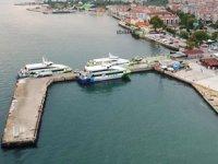 Mudanya İskelesi'nin Mudanya Belediyesi'ne ait olduğu tescillendi