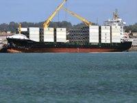 'Contship Oak' isimli gemi önce soyuldu sonra da mürettebatı kaçırıldı