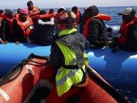 Sea Eye, Akdeniz'de 64 düzensiz göçmeni kurtardı