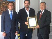 IMO, Canbaz Denizcilik'e 'İnsani Yardım' takdir belgesi verdi