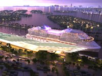 MSC Cruises, PortMiami'de yolcu terminali inşa edecek
