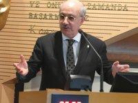 Mehmet Karaca: Ziya Kalkavan Mesleki ve Teknik Anadolu Lisesi tasfiye edilmedi