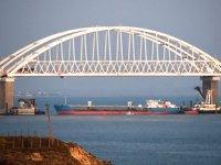Rusya'dan Ukrayna'ya Kerç Boğazı uyarısı geldi