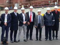 Hollanda Ticaret Heyeti, RMK MARINE'i ziyaret etti