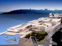 Galataport, Mart 2020'de kruvaziyer gemilerini ağırlayacak