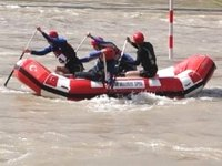 Türkiye'yi Dünya Rafting Şampiyonası'nda 12 takım temsil edecek