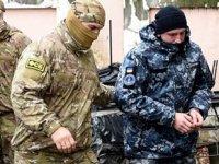 Ukrayna, 12 denizcinin serbest bırakılması için uluslararası mahkemeye başvuracak
