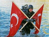 Cem Karabay, 23 Nisan'a özel dalış yapacak