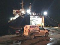 Gazimağusa Limanı'nda ek mesai krizi çıktı