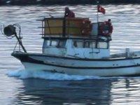 Yunan askeri, Türk balıkçıların teknelerine el koydu