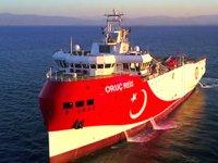Oruç Reis gemisi, Marmara'da sismik veri toplayacak