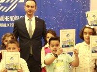 '1. Ulusal Çocuk ve Gemi' konulu resim yarışması ödül töreni yapıldı