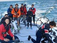 Yaşar Üniversitesi Yelken Topluluğu, yelken yarışlarında iki kupa kazandı