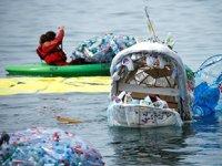 Çin'in plastik atıklarının yeni adresi Türkiye oldu