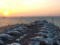 ABD, Rusya'yı Akdeniz'e gönderdiği gemilerle tehdit etti