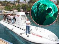 Nemo Primero, günde 5 kez dalıp 22 bin turisti denizin altına indirecek