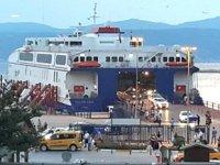 Kırım, Türkiye ile feribot seferlerinin başlatılması için 'Hazırız' mesajı verdi
