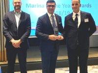 Yalıkavak Marina, 'Dünya'nın En İyi Süperyat Marinası' ödülüne kavuştu