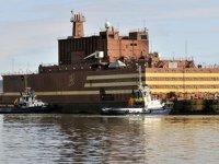 Rusya'nın yüzer nükleer güç santrali faaliyetlerine başlıyor