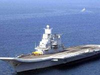 'INS Vikramaditya' isimli uçak gemisinde yangın çıktı: 1 subay öldü
