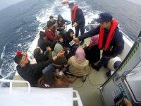 Aydın ve Muğla'da 89 göçmen yakalandı, 3 organizatör gözaltına alındı