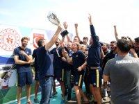 Deniz Küreği Büyükler Türkiye Şampiyonası'nda kupa Fenerbahçe'nin oldu
