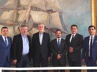 Ortaköy Denizcilik Lisesi Mezunları, 'Balık Günü'nde buluştu