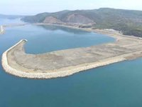 Filyos Limanı Projesi'nde çalışmalar sürüyor