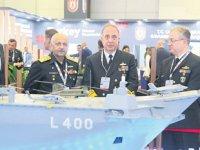 TCG Anadolu, 2021'de denizde olacak