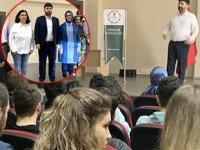 GESTAŞ Genel Müdürü Volkan Uslu, 'Girişimcilik' semineri verdi