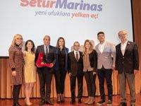 Setur Marinaları, 'Aon Best Employers Ödülü'ne layık görüldü