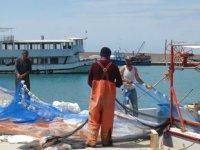 Madenli Balıkçı Barınağı boşaltıldı, balıkçılar mağdur oldu