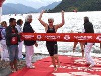 10. Uluslararası Arena Aquamasters Yüzme Şampiyonası, Marmaris'te yapıldı