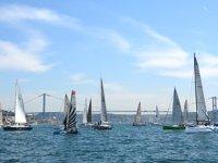 7. BAU Bosphorus Sailing Cup nefes kesti