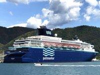 'Horizon' isimli yolcu gemisi, ikinci kez Marmaris'e geldi