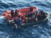 Aydın'da 145 düzensiz göçmen yakalandı