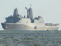 ABD, Ortadoğu'ya 'USS Arlington' isimli savaş gemisini gönderdi