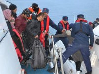 Ege'de 2019'da 7 bin 378 düzensiz göçmen yakalandı