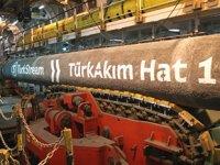 TürkAkım'da ilk gaz sevkiyatı 31 Aralık'ta başlayacak
