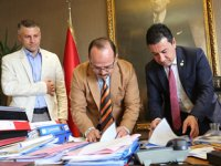 'Yelkenle Tanışıyorum' projesi için işbirliği protokolü imzalandı