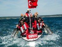 UZMAR Dragon Bot Takımı, Sinop'a ulaştı
