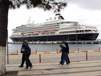 Sinop'ta kruvaziyer turizmi yeniden canlanacak