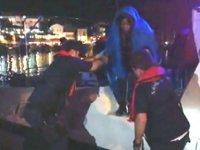 Marmaris'te 15 düzensiz göçmen yakalandı