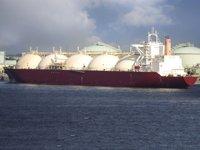 Doğalgaz ithalatında LNG'nin payı artıyor