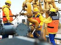 Çin'in doğalgaz tüketimi 2019'un ilk çeyreğinde arttı
