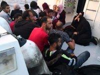 Aydın'da 59 düzensiz göçmen yakalandı
